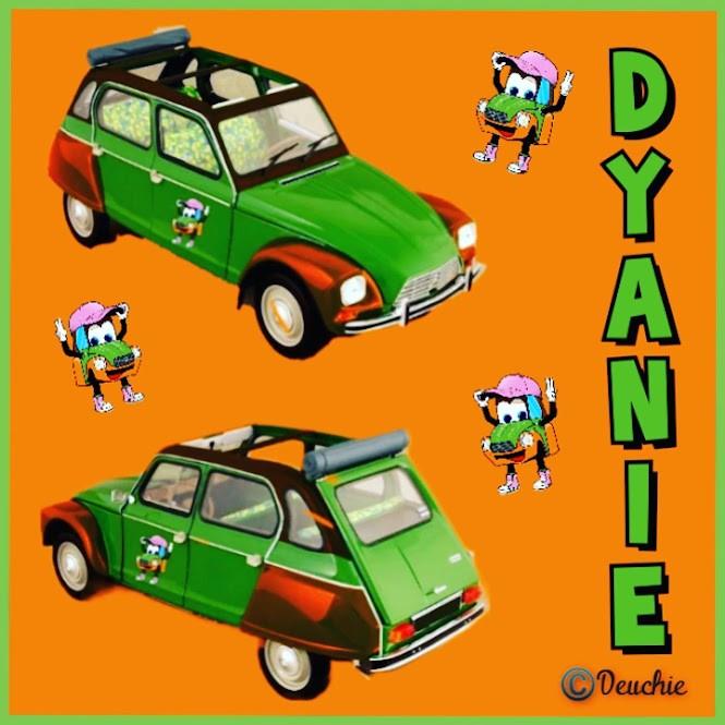 Projet Dyanie